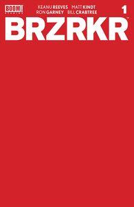 [BRZRKR (Berzerker) #1 (Cover F Red Blank Sketch Variant) (Product Image)]