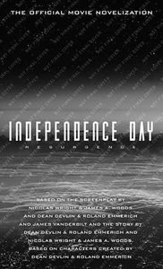 [Independence Day: Resurgence: The Official Movie Novelization (Product Image)]
