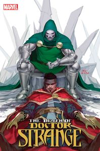 [The Death Of Doctor Strange #3 (Inhyuk Lee Variant) (Product Image)]