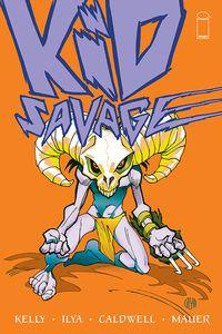 [Kid Savage: Volume 1 (Product Image)]