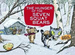 [Hunger Of Seven Squat Bears (Hardcover) (Product Image)]