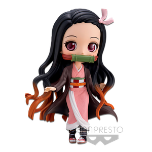 [Demon Slayer: Kimetsu No Yaiba: Q Posket Figure: Nezuko Kamado (Version A) (Product Image)]