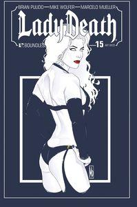 [Lady Death #15 (Art Deco Variant) (Product Image)]