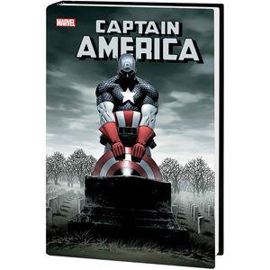[Captain America By Ed Brubaker: Omnibus Volume 1 (DM Variant New Hardcover) (Product Image)]