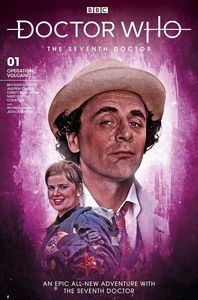 [Doctor Who: 7th Doctor #1 (Cover B Books Photo) (Product Image)]