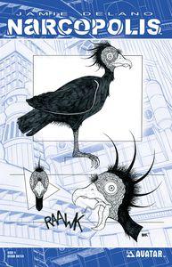 [Narcopolis #4 (Design Sketch Variant) (Product Image)]