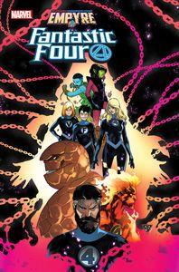 [Empyre Fallout: Fantastic Four #1 (Product Image)]
