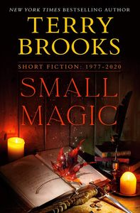 [Small Magic: Short Fiction: 1977-2020 (Hardcover) (Product Image)]