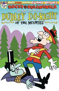 [Rocky & Bullwinkle: Best Of Dudley Doright #1 (Main Cover) (Product Image)]
