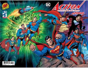 [Action Comics #1000: Dynamic Forces (Wraparound Jurgens Variant) (Product Image)]