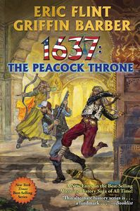 [1637: The Peacock Throne (Hardcover) (Product Image)]