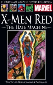 [Marvel Graphic Novel Collection: Volume 245: X-Men Red Hate Machine (Hardcover) (Product Image)]