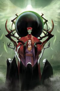 [Cimmerian: People Of Black Circle #3 (Cover C Rambaud) (Product Image)]