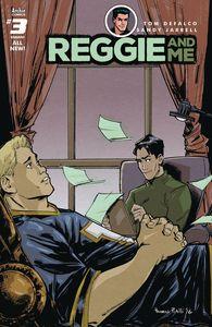 [Reggie & Me #3 (Cover C Variant Thomas Pitilli) (Product Image)]