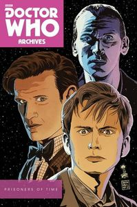 [Doctor Who: Prisoners Of Time: Omnibus (Product Image)]