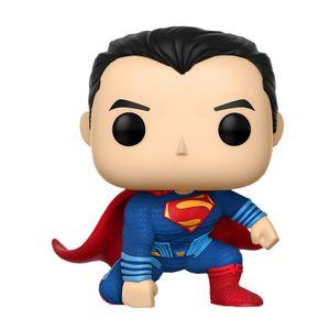 [Justice League: Pop! Vinyl Figure: Landing Pose Superman (Product Image)]