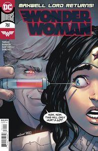 [Wonder Woman #761 (Product Image)]