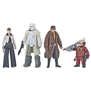 [Solo: A Star Wars Story: Action Figure Pack: Mission On Vandor (Product Image)]