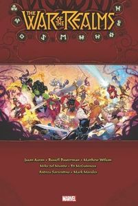 [War Of Realms: Omnibus (Dauterman Cover Hardcover) (Product Image)]