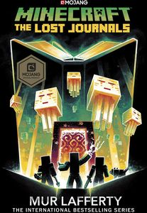 [Minecraft: The Lost Journals (Hardcover) (Product Image)]