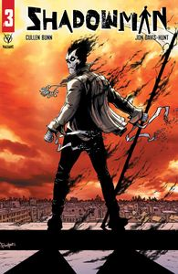 [Shadowman (2020) #3 (Cover A Davis-Hunt) (Product Image)]