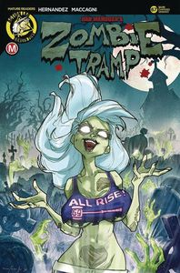 [Zombie Tramp: Ongoing #67 (Cover C Chimisso) (Product Image)]