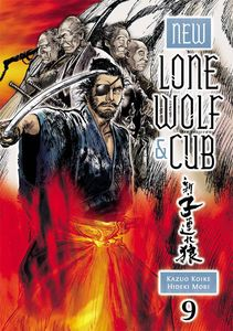 [New Lone Wolf & Cub: Volume 9 (Product Image)]