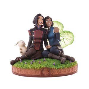[Legend Of Korra: Statue: Korra & Asami In The Spirit World (Product Image)]