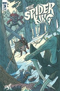 [Spider King #3 (Cover B Roy) (Product Image)]