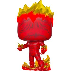 [Marvel: 80th Anniversary: Pop! Vinyl Figure: Human Torch (Product Image)]