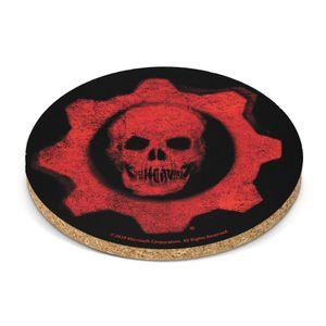 [Gears Of War: Coaster: Crimson Omen (Product Image)]