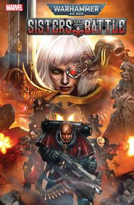 [Warhammer 40k: Sisters Of Battle #1 (Product Image)]