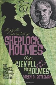 [The Further Adventures Of Sherlock Holmes: Dr Jekyll & Mr Holmes (Product Image)]
