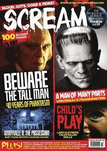 [Scream Magazine #56 (Product Image)]
