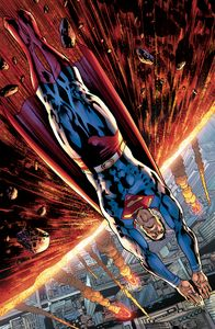 [Superman #24 (Bryan Hitch Variant Edition) (Product Image)]
