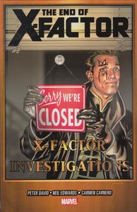 [X-Factor: Volume 21: End Of X-Factor (Product Image)]