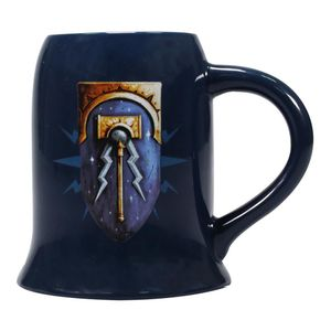 [Warhammer: Age Of Sigmar Mug: Stormcast Shield (Product Image)]