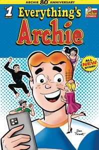[Archie: 80th Anniversary: Everything Archie #1 (Cover A Dan Parent) (Product Image)]