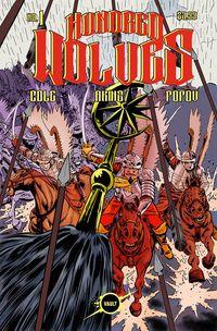 [The cover for Hundred Wolves #2]