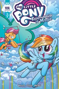 [My Little Pony: Friendship Is Magic #96 (Mary Bellamy Variant) (Product Image)]
