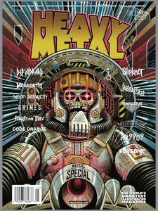 [Heavy Metal #295 (Cover C Bederman) (Product Image)]