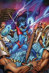 [Jasmine: Crown Of Kings #4 (Cover D Goh) (Product Image)]