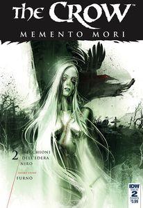 [The Crow: Memento Mori #2 (Cover B Furno) (Product Image)]