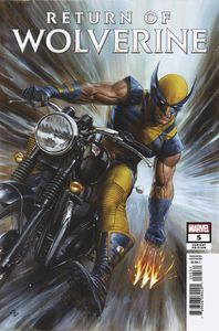 [Return Of Wolverine #5 (Granov Variant) (Product Image)]