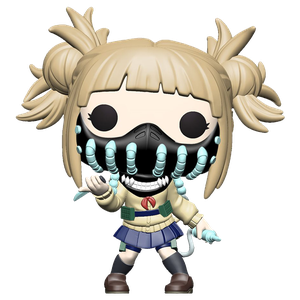 [My Hero Academia: Pop! Vinyl Figure: Himiko Toga With Face Cover (Product Image)]