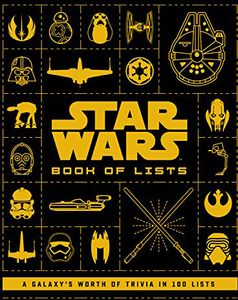 [Star Wars: Book Of Lists (Hardcover) (Product Image)]