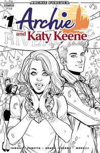 [Archie: Archie & Katy Keene: Part 1 #710 (Cover A Braga) (Product Image)]