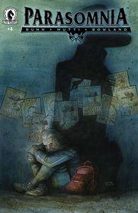 [Parasomnia #4 (Cover B Crook) (Product Image)]