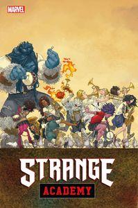 [Strange Academy #7 (Alphona Variant) (Product Image)]