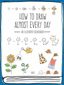 [How To Draw Almost Every Day: An Illustrated Sourcebook (Product Image)]
